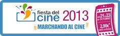 Falta muy poco para que comience la Fiesta del Cine 2013, consigue la acreditación para A Coruña
