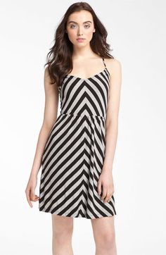 ** Great Price other colors fun casual dress    Caslon® Crossover Back Knit Dress available at Nordstrom