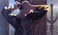 الفنان المصور حسن سليمان ، يتميز بشخصية فنية واضحة ترتكز على الجدية والاخلاص وصدق المشاعر الانسانية فى عمق وهدوء ، نبع اسلوبه الخاص من طبيعته ومن رؤيته الخاصة للموضوع الذى يعبر عنه ، سواء كان هذا الموضوع يتشخص فى انسان أو حيوان أو طبيعة صامتة ، يعبر عن كل هذا بأسلوبه المميز فى اللون المقتصد والتكوين السليم والتجسيم الصلب والاحساس العميق . وسيلمس الزائر لمعرضه خيطا فنيا يربط كل أعماله ، وسيجد طريقا واحدا يسير فيه الفنان حسن سليمان منذ سنة 1952 حتى سنة 1966 ، يجود فيه سنة بعد أخرى ، حتى وصل…