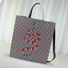 46bfd8ef5364 42 Popular Gucci Tote Bags images | Gucci tote bag, Bags, Tote Bag