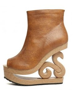 Couture Ankle Booties