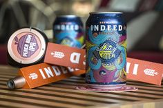 Check out Indeed Brewing Company's Fantastical, Whimsical Packaging Design — The Dieline | Packaging & Branding Design & Innovation News