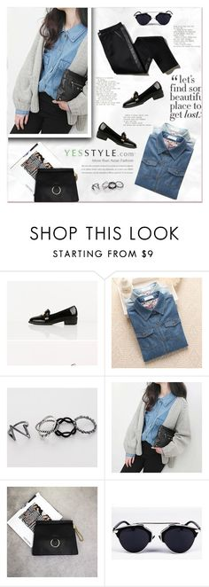 """""""Black Friday Sale - YesStyle.com"""" by yexyka ❤ liked on Polyvore featuring VIVIER, Tangi, TROA, Naning9, Una-Home, winterfashion, yesstyle, blackfriday and cybermonday"""