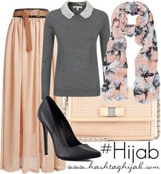 Hashtag Hijab Outfit #333
