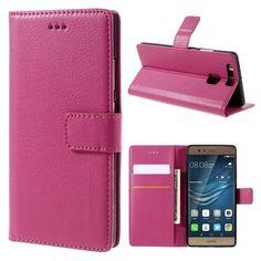 Köp Plånboksfodral Huawei P9 cerise online: http://www.phonelife.se/planboksfodral-huawei-p9-cerise