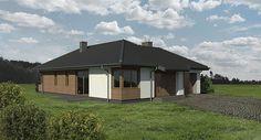 EKO 13 | Projekty rodinných domov | Stavby domov Home Fashion, Gazebo, Shed, Outdoor Structures, Cabin, House Styles, Home Decor, Kiosk, Decoration Home