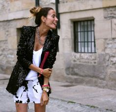 23 Timeless Women's Combination With Stylish BlackandWhite Colors