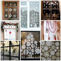 pritt karácsony ablakdísz papírdísz Advent Calendar, Holiday Decor, Diy, Christmas, Home Decor, Xmas, Decoration Home, Bricolage, Room Decor