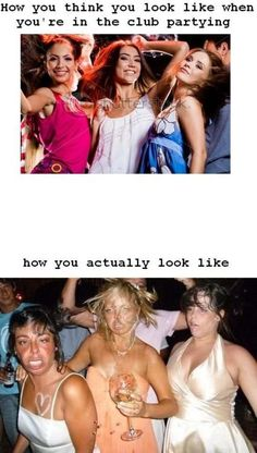 16 Pictures Of What You Think You Look Like Vs. What You REALLY Look Like