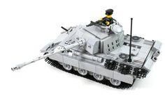 Lot de 4 militaire armée Hommes électronique véhicules Defender Playset F-16 Tank Humvee