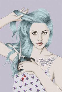 I LOVE ILLUSTRATION: Emma Zanelli #fashion #illustration