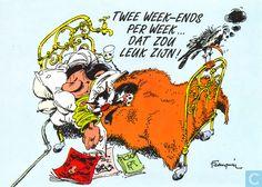Guust Flater - comic favourite!