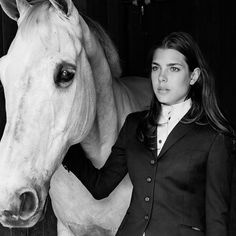 beautifulcharlotte:  Charlotte Casiraghi, new photoshoot