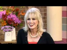 Joanna Lumley interview on This Morning - Ab Fab film and clothes for Oxfam - 26th April 2012 - YouTube