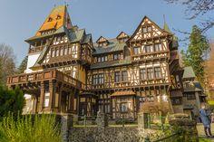 Pelisor Castle by Ileana Goanta on 500px