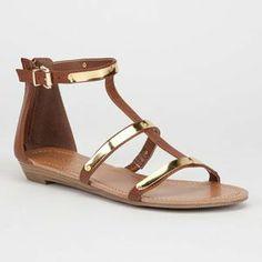 MADDEN GIRL Tizzy Womens Sandals
