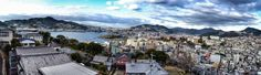 Nagasaki (Panorama) by Eustacia  Tan on 500px  Panorama stitched together with Google Plus Auto Awesome