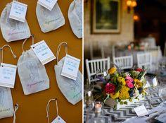 Outdoor Modern Wedding: Shannon + Bill