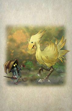 Final Fantasy 3, Fantasy Series, Fantasy Art, Nerd Art, Video Game Art, Finals, Anime Art, Original Artwork, Artsy