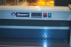 Messe Düsseldorf - Sterowniki LAE Electronics w lodówce ukraińskiej firmy Aisberg.
