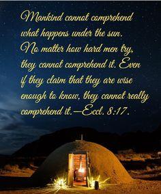 Ecclesiastes 8:17 Hard Men, Ecclesiastes, Faith, Shit Happens, God, Inspire, Dios, Allah, Loyalty
