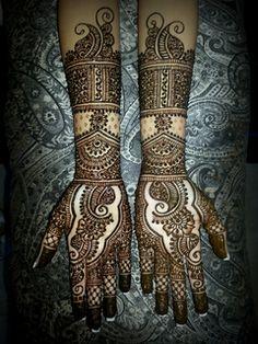 Mehndi Maharani Finalist: Sonika's Henna Art