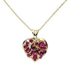 Miore Necklace - Pendant Women Angel Bicolor -Yellow Gold and White Gold 9 Kt/375 Diamonds Chain 45 cm 0G86hMK