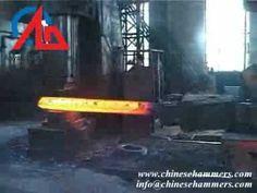 forging manipulator and hydraulic single arm free die drop hammer