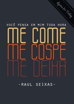 RAUL SEIXAS