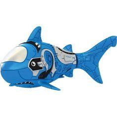 Robo Fish 3+