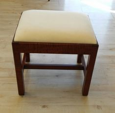 #838 – Chippendale Stool | Eldred Wheeler Early American Reproductions - Part of Wellesley Store Closing Sale!