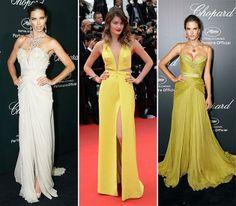 Cannes Film Festival 2014 Red Carpet Fashion: Supermodels