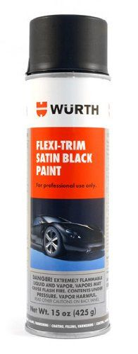 Wurth Flexible Trim Paint 15oz -- Click affiliate link Amazon.com on image for more details.
