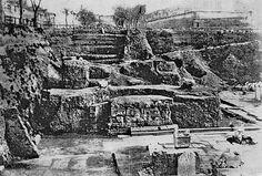 Photo of 1872 Excavation of Temple of Divus Julius Roman Forum, Famous Places, Old Pictures, Views Album, Civilization, Rome, City Photo, Temple, Travel Photography