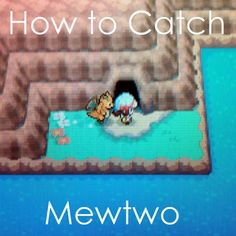 Learn how and where to catch #Mewtwo in the #Pokemon games, with suggested Pokemon moves and more!