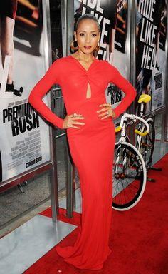 Dania Ramirez Cutout Dress - Dania Ramirez Looks - StyleBistro