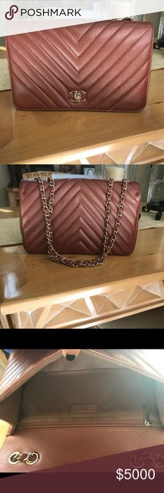 389ee11b9f Chanel Medium Flap Chanel medium flap in great condition. Only used a  handful of times