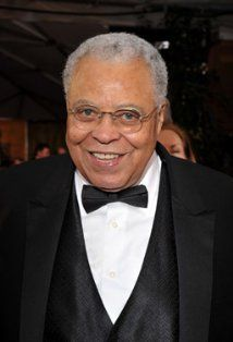 James Earl Jones - a great actor with an incredibly distinctive voice