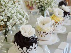 TerezaInOslo: Jak se staví Candy Bar a zdobí celá svatba? S prstem v nose nikoliv!