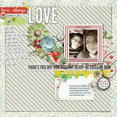 Love You More by ForeverJoy Designs http://the-lilypad.com/store/love-you-more.html Love You More Journal Cards by ForeverJoy Designs http://the-lilypad.com/store/love-you-more-journal-cards.html Font is Century Gothic  Watch me scrap this layout: https://youtu.be/hrEfA-GhZ0k