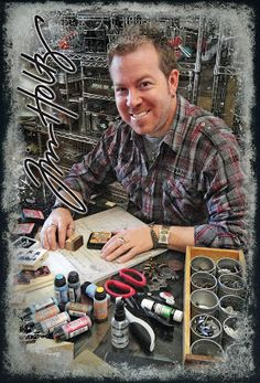Jo-Ann Fabric and Craft Stores: Tim Holtz on Creativity