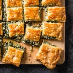 Spinach Pie for a Crowd | Cook's Country