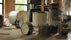 Instrumentos do samba