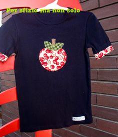 Per sfizio ma non solo: Cucito creativo - abiti per bambini - t-shirt con ...
