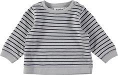 Dennis - Narrow Stripe - Långärmad t-shirt med ränder