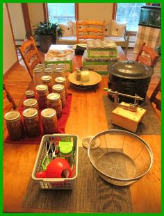 Cultivating our passion for healthy, sustainable living. Welcome to our Suburban New Jersey Homestead Jam Recipes, Healthy Recipes, Homemade Jelly, Freezer Jam, Apple Harvest, Pressure Canning, Sustainable Living, Recipe Using, Being Ugly