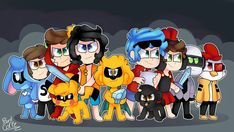 Mike Craft, Arte Emo, Jake The Dogs, Mustang Fastback, Disney Descendants, Easy Drawings, Paint Colors, Pikachu, Disney Characters