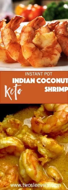 Easiest ever authentic Indian Coconut Shrimp curry…