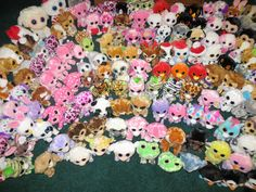 ty beanie boos this is all I have screaming panda original