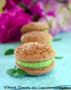 Vegan Macarons! (1/2) by Bitter-Sweet-, via Flickr